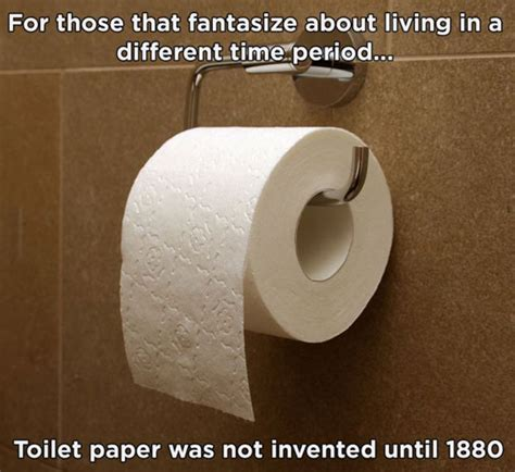 funny toilet paper maybe the only reason not to time travel the meta picture