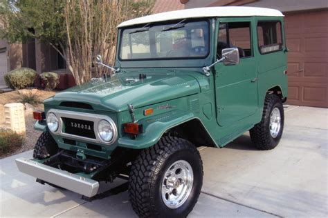 1973 Toyota Land Cruiser Object Moved