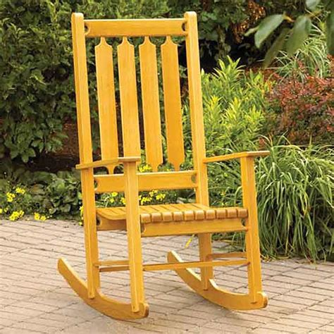 classic rocking chair woodworking plans free