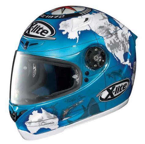 X Lite Helmets by Carlos Checa S New Helmet Mcn
