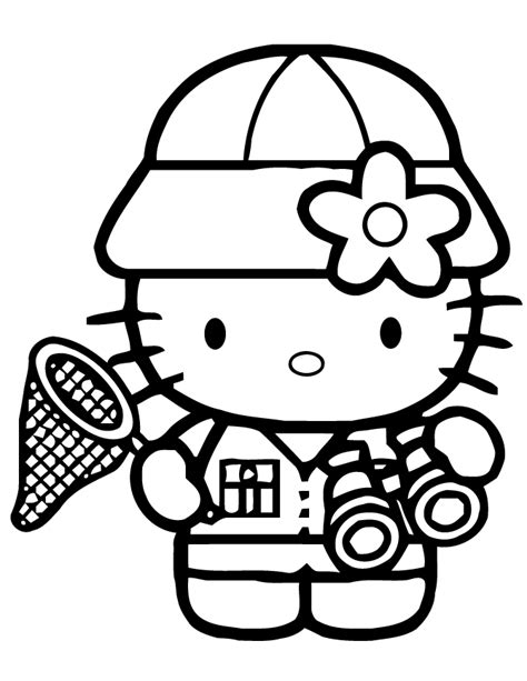 hello kitty cat coloring pages fancy header3 like this cute coloring book page check