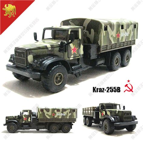 trucks of the soviet union the definitive history books 1 43 soviet union russia klaas kraz255b trucks