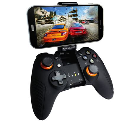android controller amkette evo gamepad pro for android devices launched