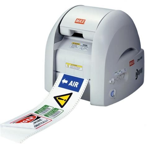 Outdoor Sticker Printer Machine by Cpm 100g3u Label Maker And Decal Printer