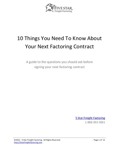 10 Things About Liposuction You Must by 10 Things You Must Understand About Your Next Factoring