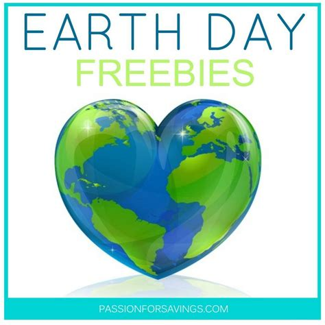 earth day earth day freebies 2015 free stuff coupons deals