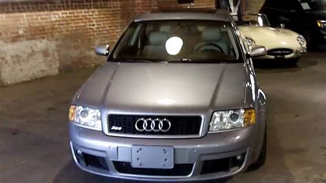how it works cars 2003 audi rs 6 interior lighting 2003 audi rs6 youtube