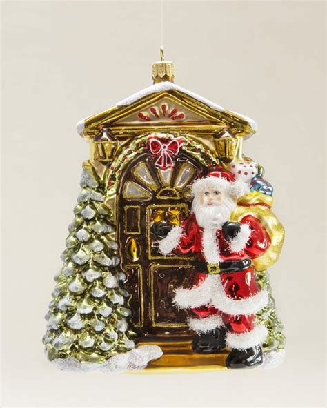 european christmas decor products european glass ornaments contemporary ornaments san francisco by