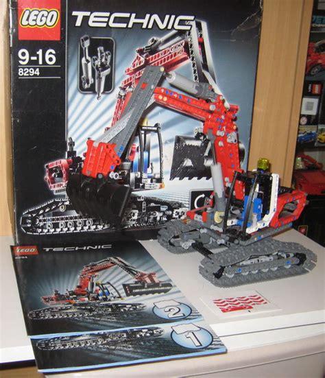 lego technic power functions motor set 8293 technic 8294 8293 excavator power functions motor