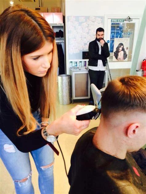 barbershop girls leg shaving 112 best images about barberette on pinterest shave it