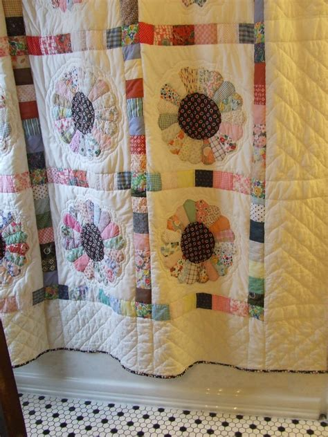 quilted shower curtains shower curtain quilt tim latimer quilts etc