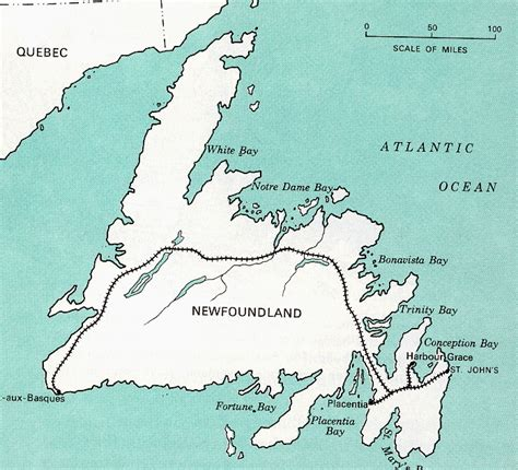 newfoundland map free maps of newfoundland get a free road map and visitors map of newfoundland
