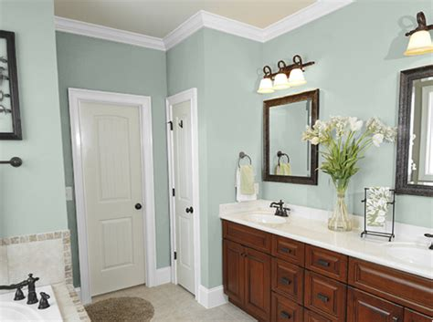 bathroom wall paint color ideas bathroom paint colors bathroom trends 2017 2018 from