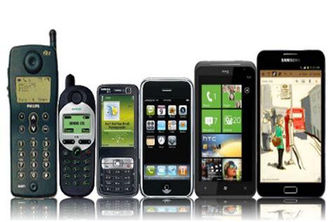 imagenes varias para celulares la evoluci 243 n de los tel 233 fonos celulares durante los