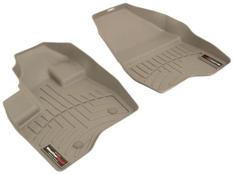 Ford Explorer 2013 Floor Mats floor mats by weathertech for 2013 explorer wt463591