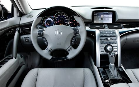 Acura Rl Interior by 2009 Acura Rl Drive Motor Trend