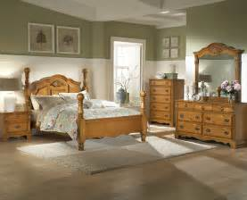 homelegance archdale 5 poster bedroom set in warm
