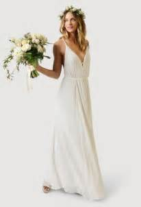 20 wedding dresses for the bohemian bride brit co