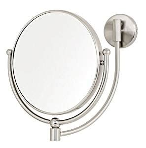 swing arm mirror com mirror image 20475 double sided single swing