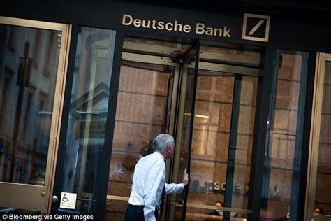 nearest deutsche bank owes lenders at least 315 million disclosure shows