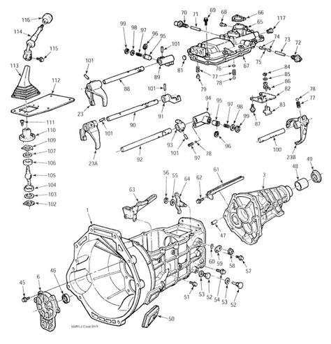 manual repair free 2002 ford ranger transmission control 2002 ford ranger parts diagram automotive parts diagram images