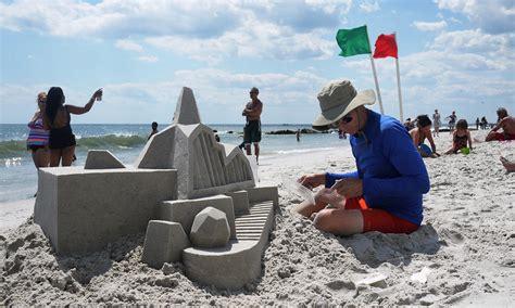 calvin seibert 100 calvin seibert ham awesome sand castle