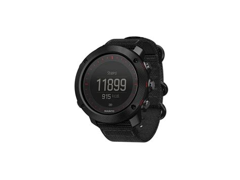 Suunto Traverse Black Original suunto traverse alpha black smartwatch bg 陦霄霆雜