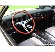 1969 SS 350 Camaro Interior