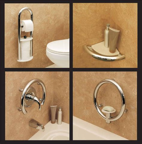 Decorative Bathroom Accessories Grab Bar Towel Bar Soap Decorative Accessories For Bathrooms