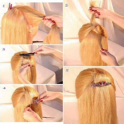 hair steila simpl is pakistan best quick and simple hairstyle pics tutorial pak fashion
