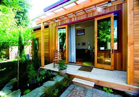 Open Door Oregon by 434sf Quot Pocket House Quot May Be Tiny But It Wins Big On Style