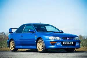 Subaru Impreza Sti A Holy Grail Subaru Impreza 22b Sti Is Up For Sale