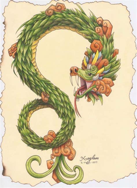 imagenes de dios quetzalcoatl m 225 s de 25 ideas incre 237 bles sobre tatuajes de quetzalcoatl