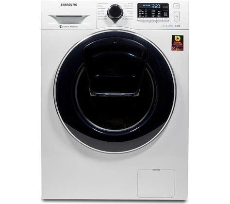 samsung washing machine buy samsung addwash ww80k5410uw washing machine white free delivery currys