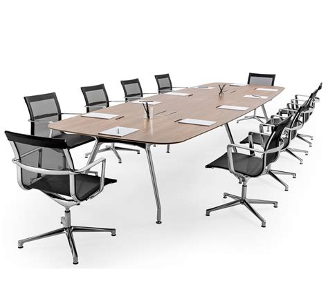 Board Meeting Table Unitable Meeting Table By Icf Hub Furniture Lighting Living