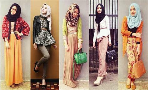 Apakah Definisi Dari Jilbab 34 contoh busana muslim modern 2016 contohbusanamuslim