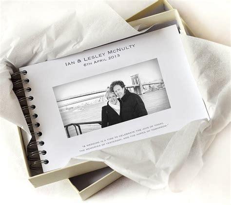 personalised picture book personalised wedding book by amanda hancocks