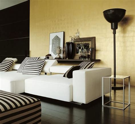 Black And White Chair And Ottoman Design Ideas Sofa Ideas