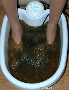 Homeopathic Sprite Healing Centers Mold Detox by 1000 Ideas About Foot Baths On Cracked Heel