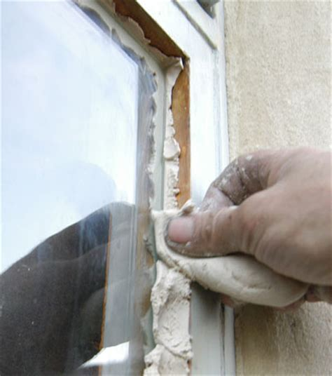 fensterkitt erneuern how to use putty for widow repairs