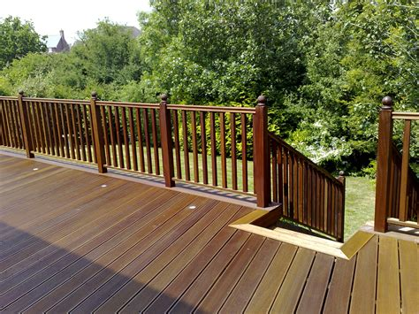 wood decking wide hardwood decking