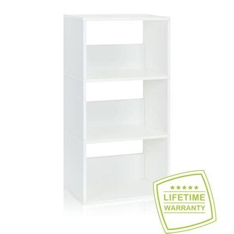 white open bookcase south shore freeport white open bookcase 7250767c