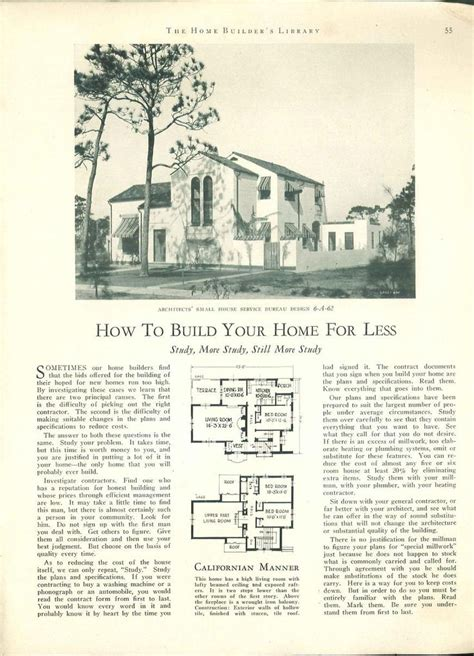 spanish colonial revival house plans 1017 best images about vintage house plans 1920s on