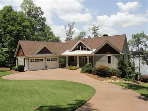 lake oconee new listing lakefront home