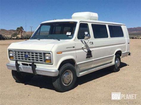 ford econoline 350 1988 ford econoline 350 cargo for sale ridgecrest