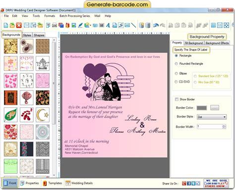 wedding animation maker software invitation maker software