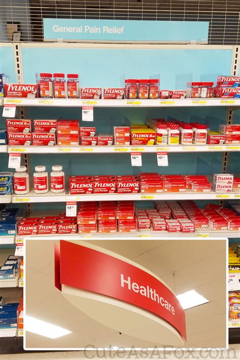 Acetaminophen Shelf by Weekend Warrior Remedies