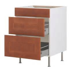 Akurum Kitchen Cabinets Cabinet Drawer Ikea Cabinet Drawers