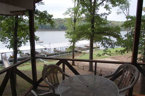 Cabins Table Rock Lake by Vacation Rentals Cabin 11a Hickory Hollow Resort Table