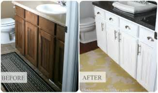 Before And After Bathroom Cabinets Small Master Bathroom Remodel With Stylish Affordable